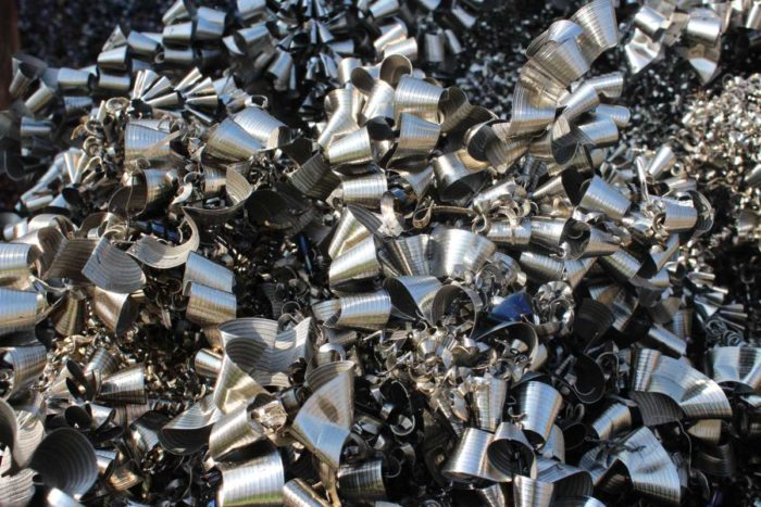 sottoprodotto metallico